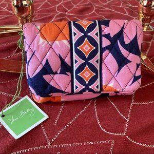Vera Bradley new pink floral wallet